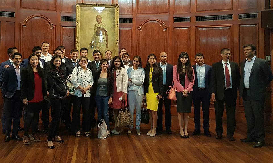 India UK Young Professionals Network Inauguration